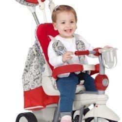 Велосипед Smart Trike 5в1 Dazzle/Splash Red (от 10 месяцев до 3х лет)